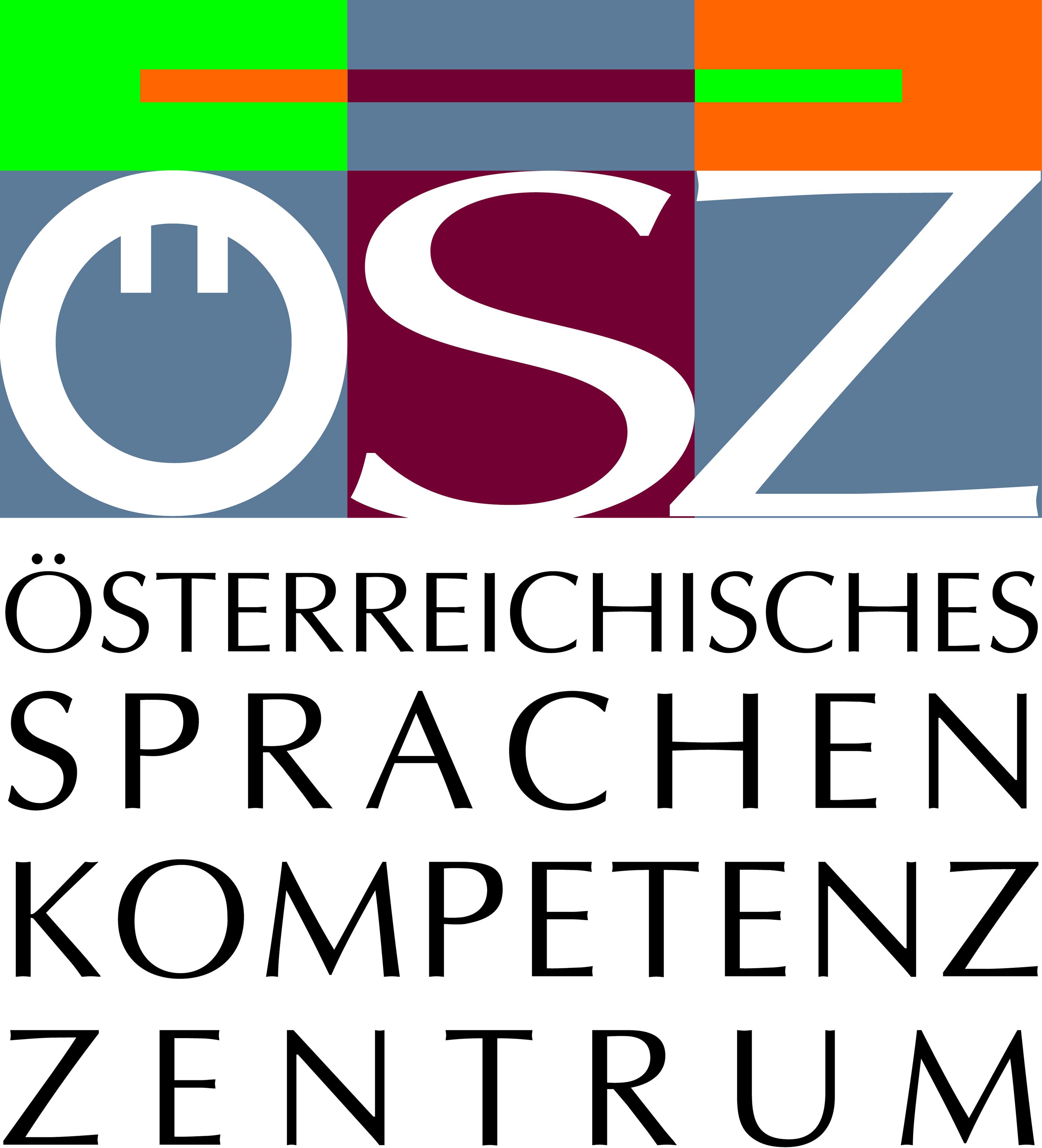 Logo Österreichisches Sprachenkompetenzzentrum